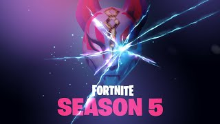 Fortnite Episode 37: Season 5!!!!
