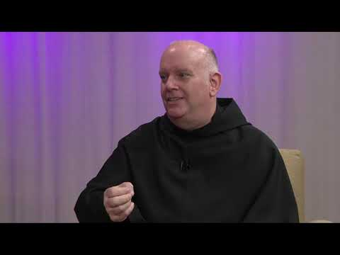 Spiritual Growth During Lent - Fr. Sean Sheridan, TOR