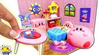 【可愛すぎる!❤︎】リカちゃん&メルちゃんがリーメントハウスのお部屋作り対決★カービィとスヌーピールームを開封!Re-Ment miniature Doll house room
