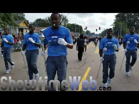 JSU Marching Band - SHC Parade 2018