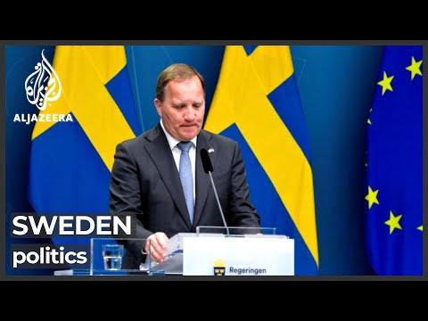 Swedish PM Lofven loses historic no-confidence vote