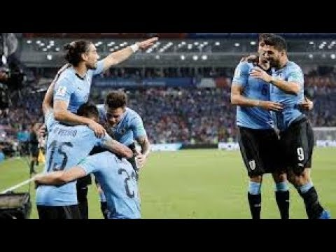 Download Uruguay 2 vs 1 Portugal - All Goals & Highlights - 30/06/2018 HD World Cup - From stands
