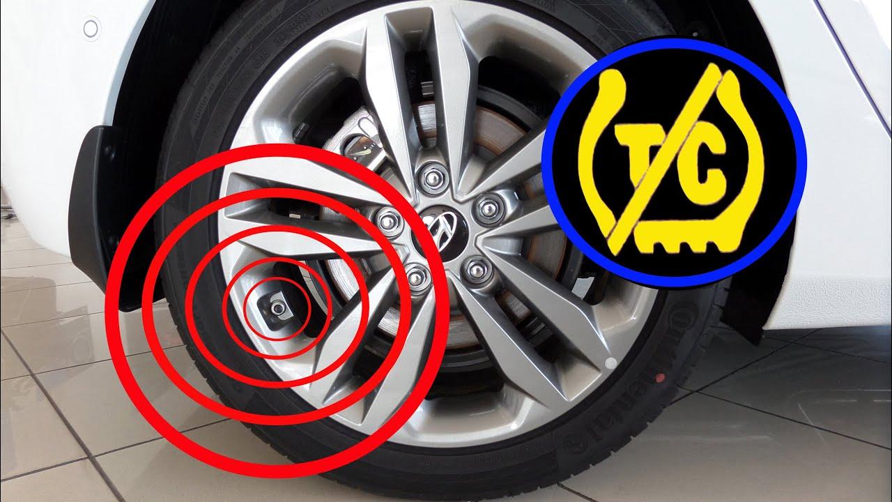 Lastik Basınç Kontrol Sistemi TPMS (tire pressure ...
