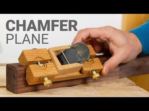 Making a Chamfer Plane - Mentori Kanna