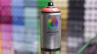 Аэрозольная краска на водной основе MTN Water-Based 300мл | Graffitimarket.ru