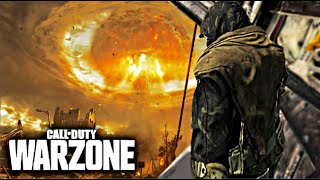 NUKE EVENT IN WARZONE LIVE!!! CALL OF DUTY SEASON 3 LAUNCH ENDING!!!