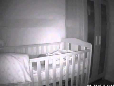 Baby Room Monitors my baby is possessed Ghost Caught On Foscam Baby Camera Baby Monitor Picks Up It Saying Something