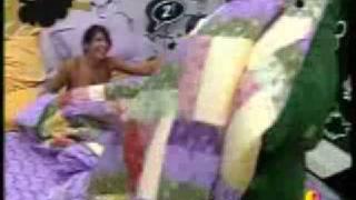 Priscila BBB9 - Mostrando o Piercing genital - Emanuel fica nervoso ao sair da casa