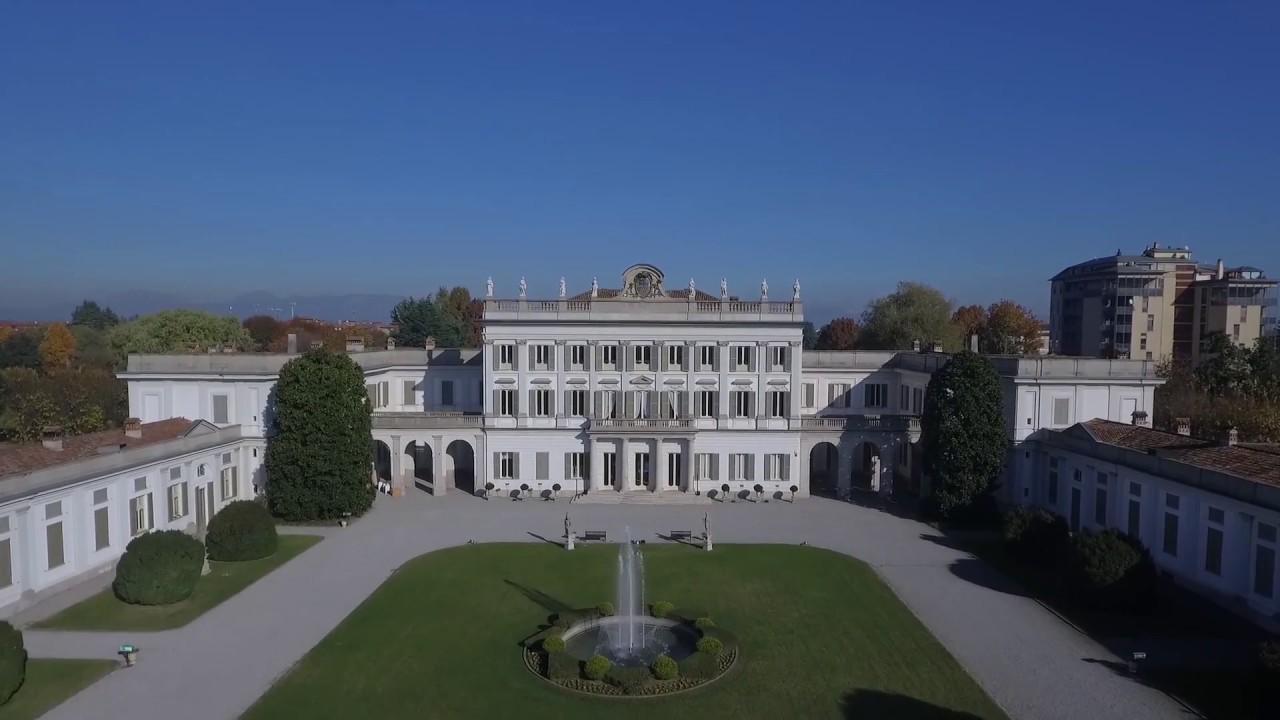Villa borromeo youtube