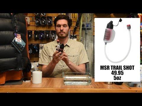 MSR Trail Shot - Water Filter