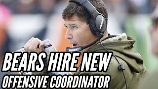 Bears Hire Bill Lazor As Offensive Coordinator || Chicago Bears News