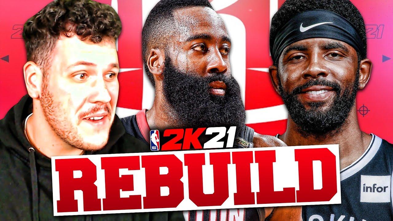 Download REBUILDING THE HOUSTON ROCKETS! NBA 2K21 MyGM (Next-Gen)