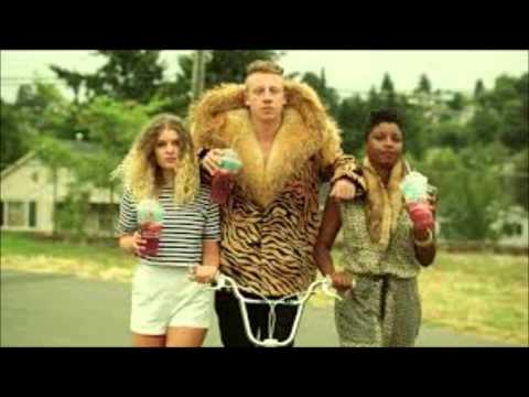 MACKLEMORE & RYAN LEWIS THRIFT SHOP FEAT WANZ (NO BAD WORDS)