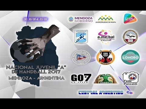 "Nacionales de Clubes Juveniles ""A"" - Mendoza 2017"