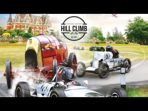 The Chateau Impney Hill Climb Roars Back to Life in 2016
