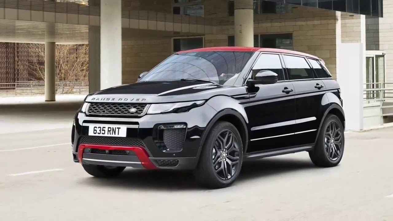 land rover range rover evoque 2017 youtube. Black Bedroom Furniture Sets. Home Design Ideas