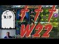RIP W22 END | Shakes & Fidget | CZ/SK
