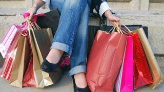 видео Шоппинг в США: торговые центры и магазины с одеждой и обувью