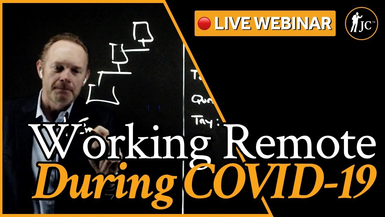 How to Work Remote During COVID-19