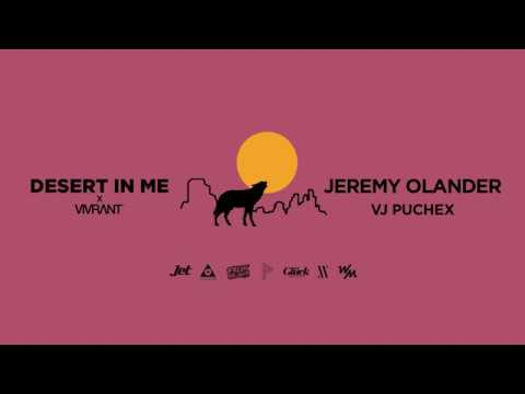 Jeremy Olander - Live @ Desert In Me, Buenos Aires (5th of May 2018)