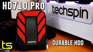 ADATA HD710 Pro External Hard Drive Review