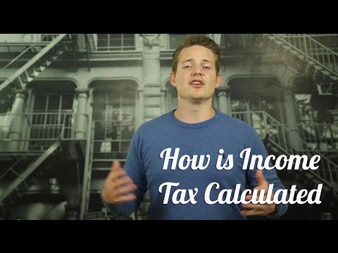 How Is Income Tax Calculated In Australia