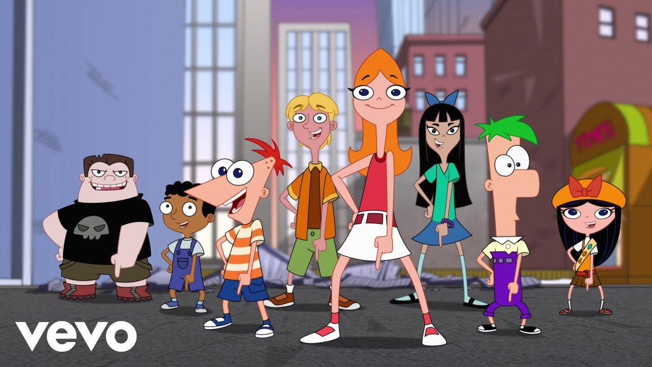 How to watch 'Phineas and Ferb The Movie: Candace Against the ...