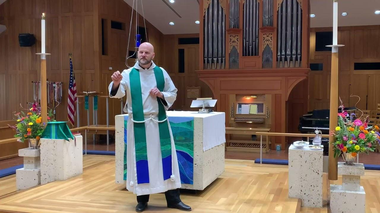 Sermon, 6th Sunday after Pentecost, July 4, 2021