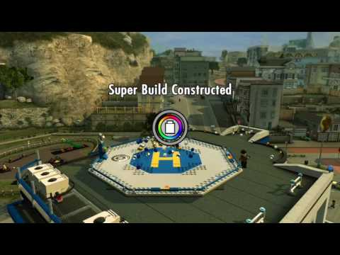 Lego City Undercover Part 17 - Magnates: How do they work?- 31% Complete