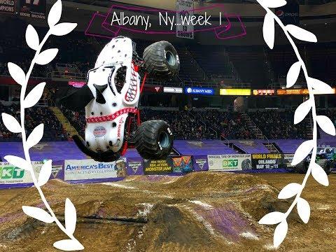 Albany, NY...Week 1