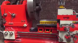 Extra Heavy Duty Lathe Machine by Raghbir Industries, Batala