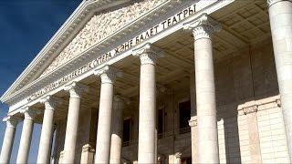 видео Театр оперы и балета «Астана Опера»