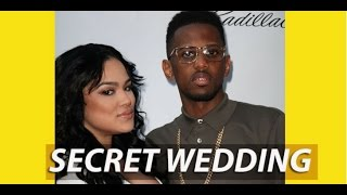 Rapper Fabolous And His Longtime Girlfriend Emily B Got Married . . . They ELOPED In SECRET!!