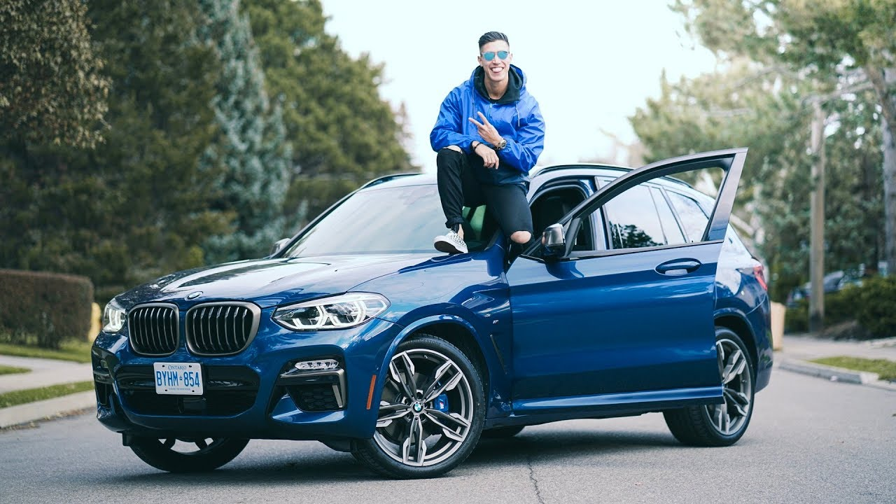 the perfect suv 2018 bmw x3 m40i review youtube. Black Bedroom Furniture Sets. Home Design Ideas