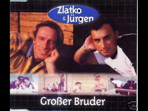 Zlatko und Jürgen  Großer Bruder
