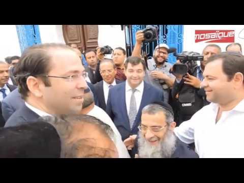 Chahed inspecte le pèlerinage de la Ghriba à Djerba