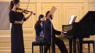 Mozart Violin Sonata in G major K.379/373a