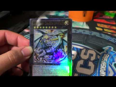 Yugioh Legendary Dragon of White Orica!!! - YouTube