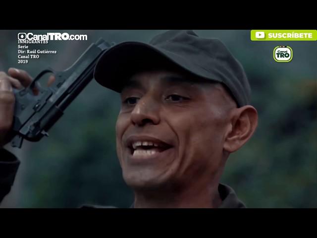 Inmigrantes, vidas cruzadas serie del Canal TRO - Control TV