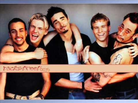 That backstreet boys are gay video
