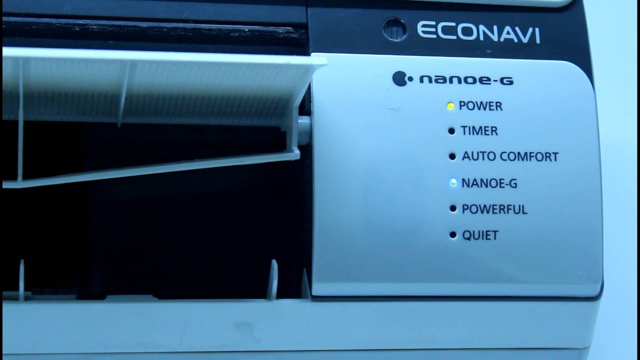 panasonic a c cs 10nkh youtube rh youtube com panasonic econavi air conditioner manual r410a Panasonic Air Conditioners Model CS