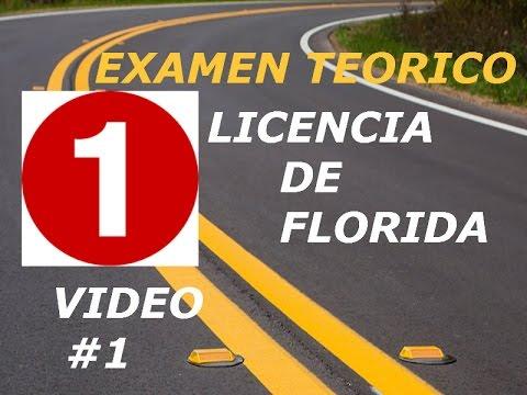 Manual oficial para licencias de conducir de florida by florida.