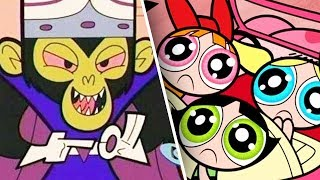 10 CREEPY Subliminal Messages in Cartoon Shows!