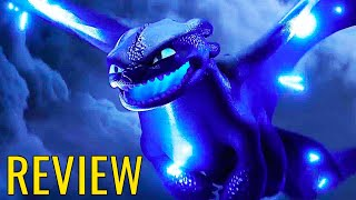 How to Train Your Dragon: The Hidden World Movie Review (with Spoilers)