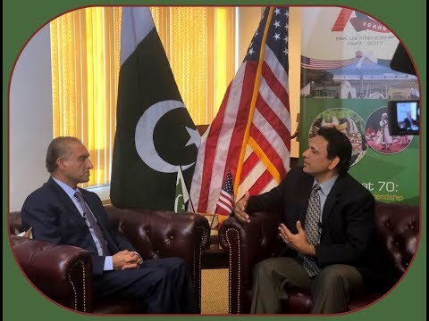 Washington Night Show with Aizaz Ahmad Chaudhry