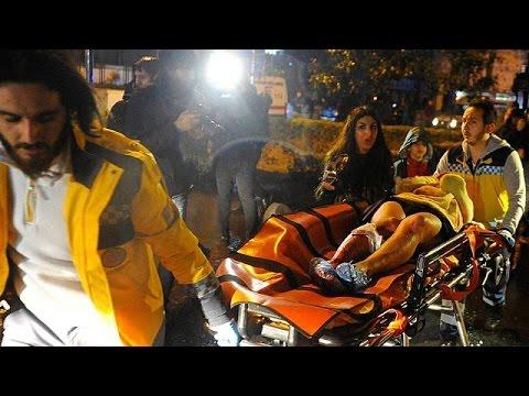 attentat dans une bo te de nuit d 39 istanbul 39 morts et 65 bless s youtube. Black Bedroom Furniture Sets. Home Design Ideas