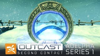Outcast - Second Contact -  Serie Adelpha Ep 01 - Ranzaar