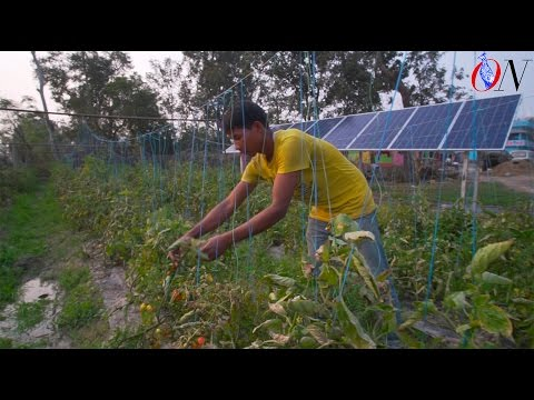 ON: Solar Powering Nepal's Agriculture