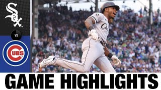 White Sox vs. Cubs Game Highlights (8/8/21)