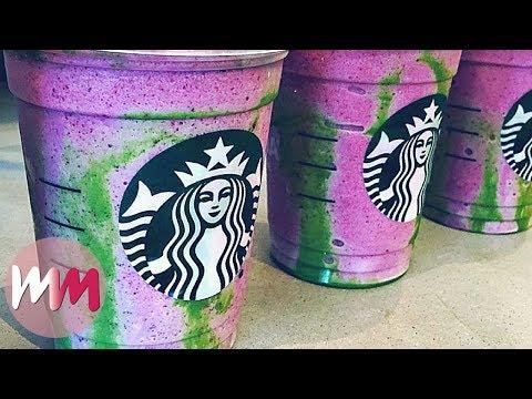 Top 10 Starbucks Secret Menu Items